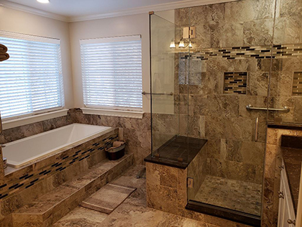 After Bathroom Remodeling Maryland