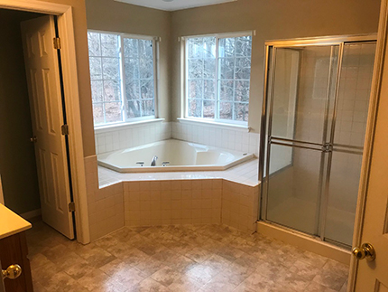 Before Bathroom Remodeling Maryland